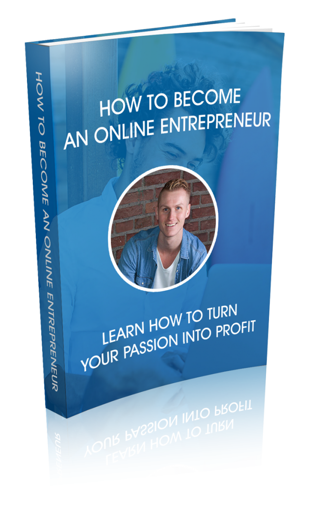 How To Become An Online Entrepreneur PDF Cover