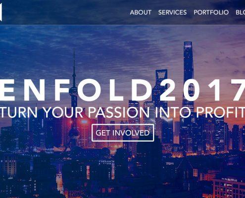 How to make a Wordpress website 2017 Enfold Theme