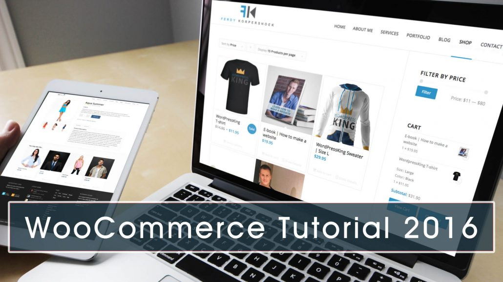 E Commerce WooCommerce Wordpress Tutorial