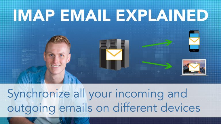 What is IMAP Email