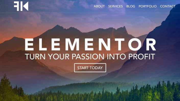 Elementor 2018