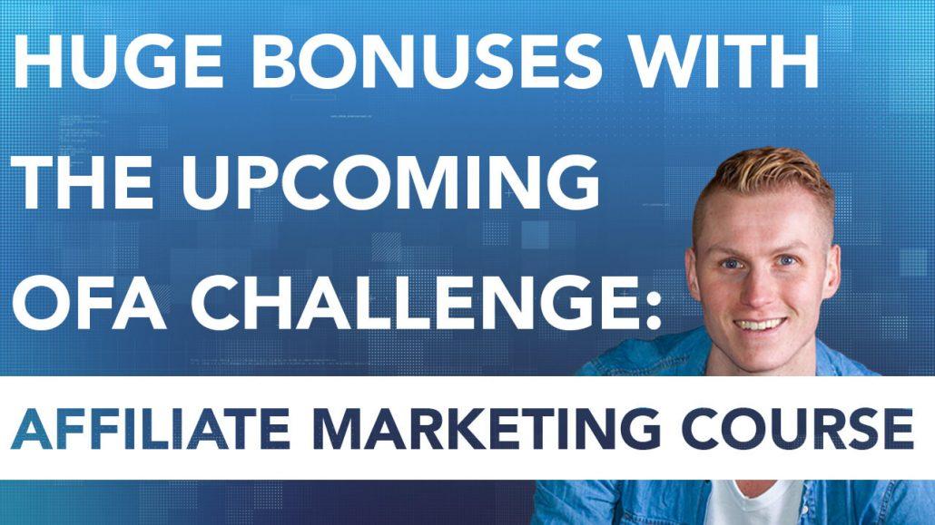 OFA Challenge Bonus