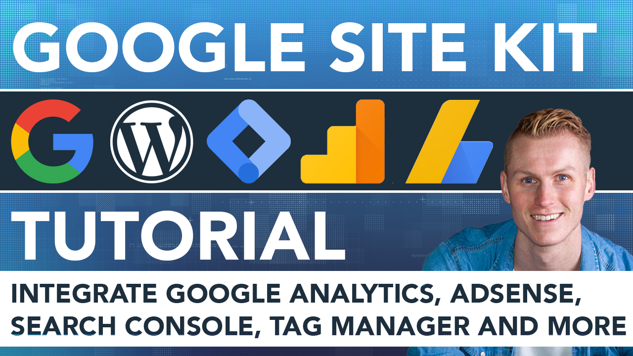 Google Site Kit Plugin Tutorial | Ferdy Korpershoek