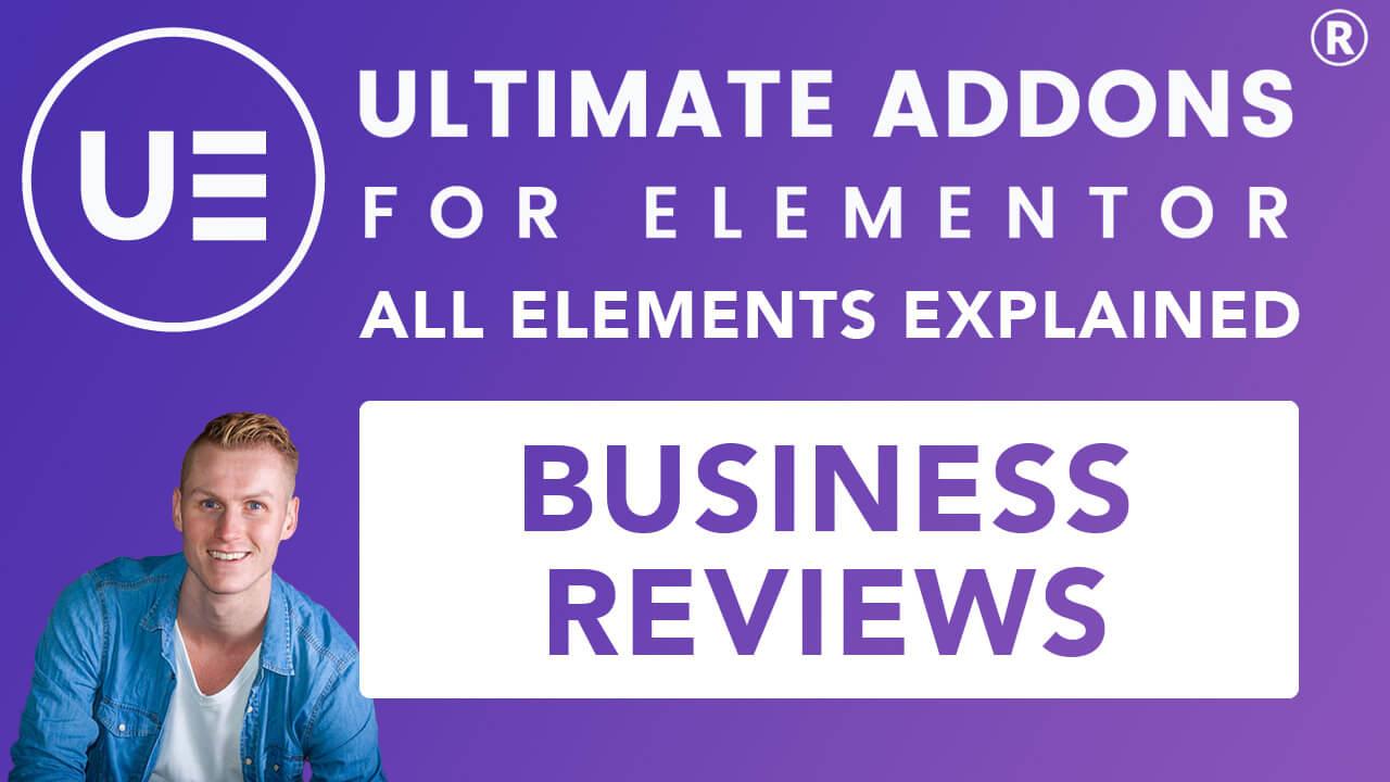 Ultimate Addons Elements | Ferdy Korpershoek