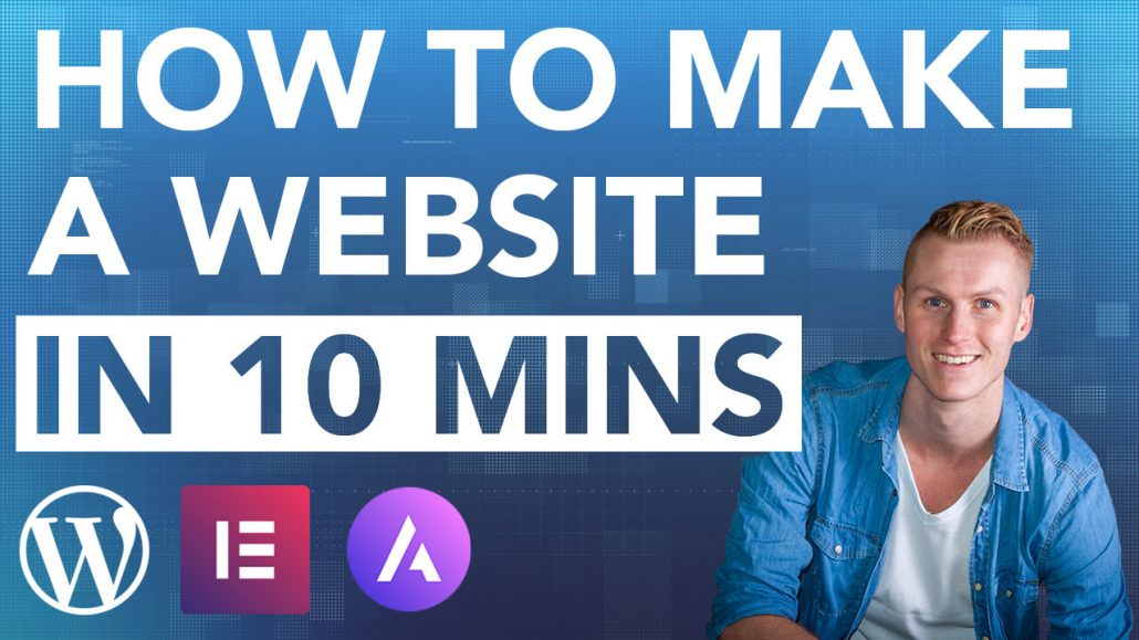 Make A Website In 10 Minutes