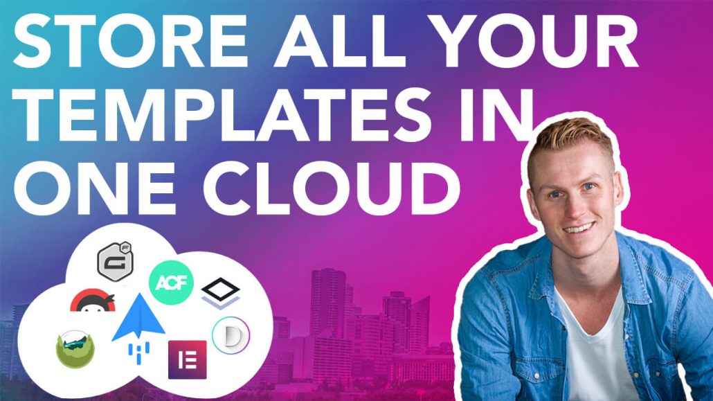 Store All Your Templates In Your Page Builder Cloud