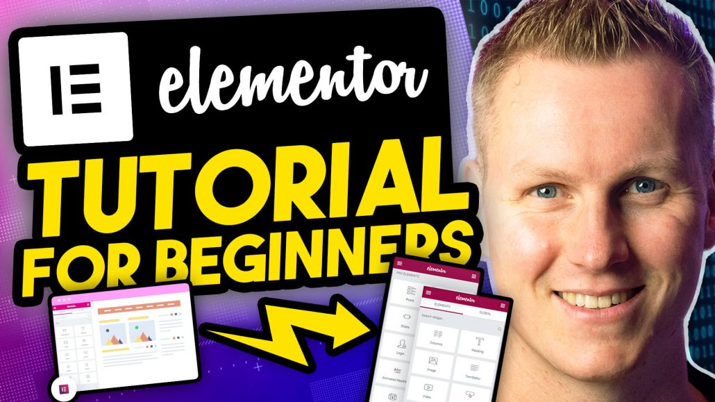 Elementor Tutorial For Beginners