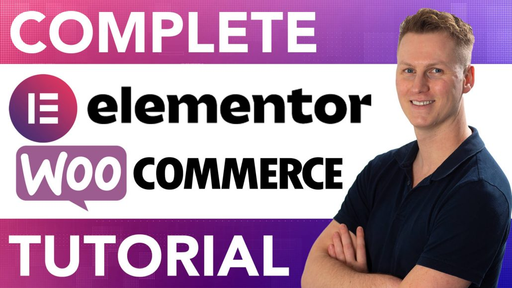 Create an eCommerce Store Using Elementor Pro 1