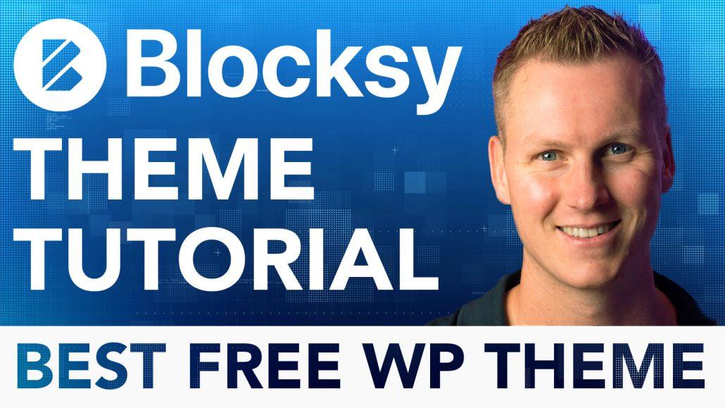 Blocksy Theme Tutorial